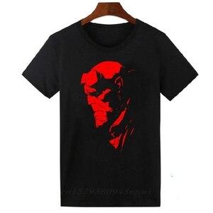 Классная комиксная футболка HELLBOY, футболка унисекс, футболка с изображением талии крови, звонка темноты, мужские топы, футболка
