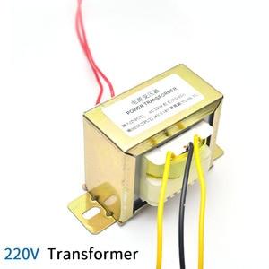 Image 3 - Unisian Ac Dual 18V 50W Transformator Input Ac 110V 220V Output Dubbele AC18V Voeding Transformator voor Amplifer Of Tone Board