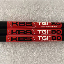 Black-Color Irons Graphite-Shaft Golf-Clubs KBS TGI Birdiemake for 10PCS