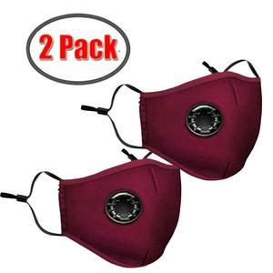 Image 5 - Хлопковая маска для лица PM2.5 фильтр с активированным углем для дыхательной вставки защитный моющийся чехол для рта для наружной работы