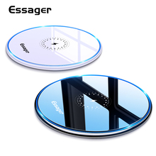 Essager 10W Qi Wireless Charger For iPhone 11 Pro Xs Max X X