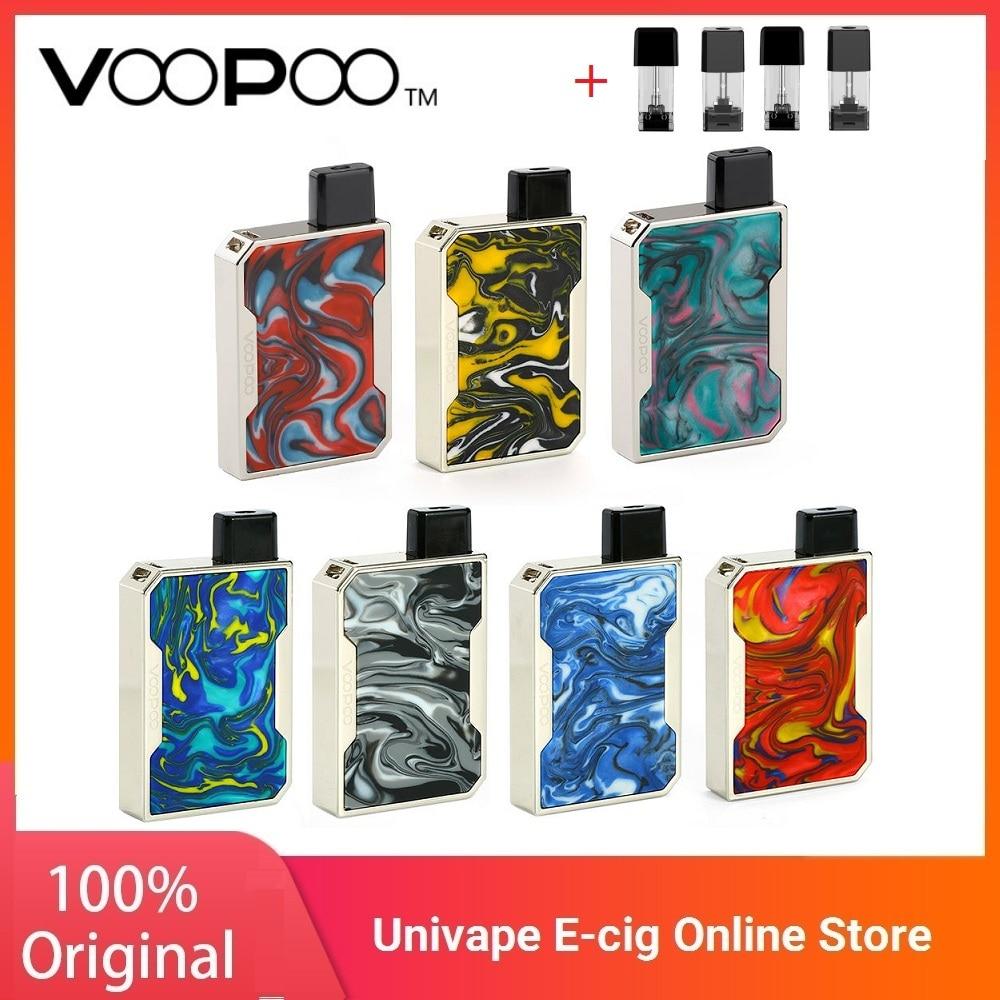 With Necklace !! VOOPOO DRAG Nano Pod Kit Wi/ 750mAh Battery & 1.0ml DRAG Nano Pod Cartridge E-cig Vape Kit VS Drag Mini/ Drag 2