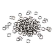 Соединительные кольца из нержавеющей стали разрезные соединители