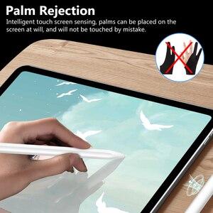 Универсальный стилус для IOS и Android, карандаш GOOJODOQ для iPad с защитой от ладони для Apple Pencil 2 1 Microsoft Surface