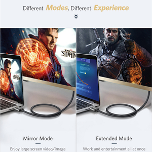 Image 5 - Vothoon 4K HDMI Cable HDMI to HDMI 2.0 HDR 4K 60Hz Cable for TV LCD Laptop Projector Computer PS4 TV 1m 2m 3m HDMI Cable