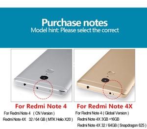 Image 3 - Thouport מלא מזג זכוכית עבור Xiaomi Redmi הערה 4 הגלובלי גרסת מסך מגן מגן סרט Redmi Note4 זכוכית