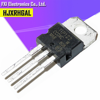 10PCS TIP122 TO220 TO-220 New original - sale item Active Components