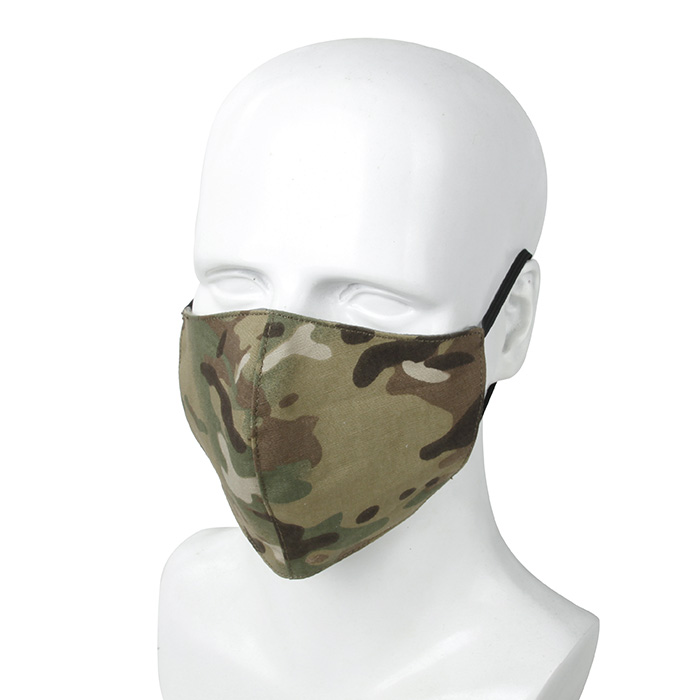 TMC Camouflage Mask Cover Multicam Black Tiger Stripe(SKU051448)