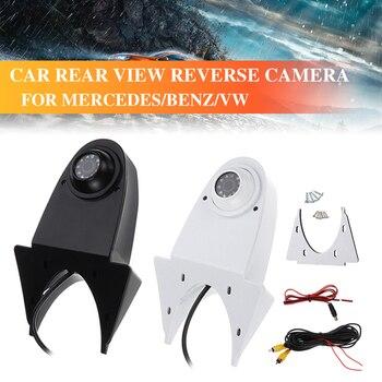 Cámara de visión trasera para Camper AC, cámara de visión trasera con infrarrojos para Mercedes Benz Viano Sprinter Vito, VW Transporter Crafter 1