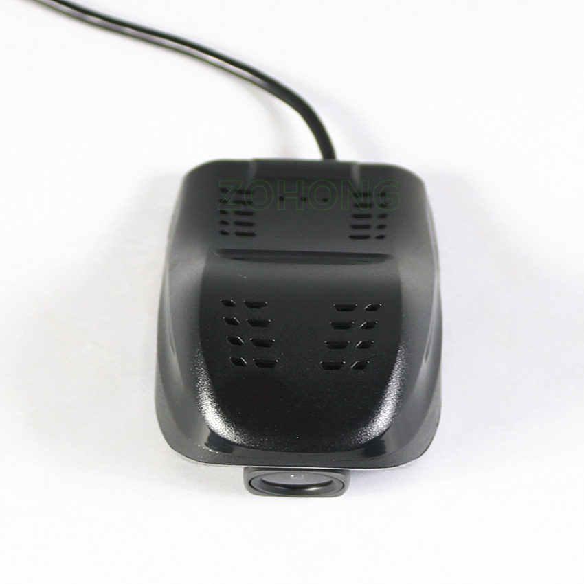Mobil USB DVR 1080P Kamera Depan Usb2.0 dengan 16GB atau 32 GB C10 Micro Kartu SD untuk Android OS Mobil Dvd Player GPS Radio Navi