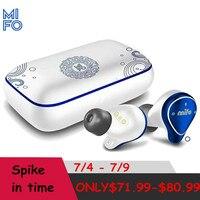 Mifo o5 Mini Bluetooth Headsets True Wireless Earbuds Sport Waterproof Handsfree Wireless Bluetooth 5.0 Earphone
