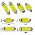 Продвижение C5W C10W светодиодный гирлянда из початков 31 мм 36 мм/39 мм/41 мм 12V светодиодные лампы для автомобилей номерного знака интерьер чтение...