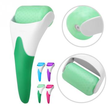 Face Roller Cool Ice Roller Massager Skin Lifting Tool Facial Lifting Massage Anti-wrinkles Skin Massage Beauty Care Roller facial massage roller double head slimming face massager lifting tool face anti wrinkle removal massage roller
