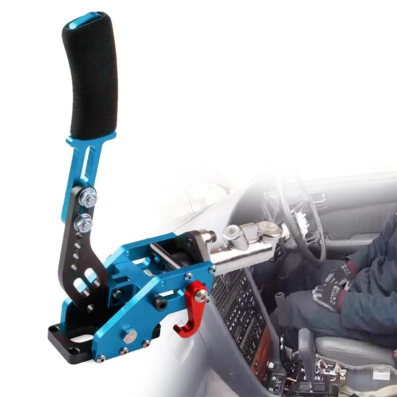 G M modified hydraulic handbrake racing special drift competitive handbrake blue Hand Brake     - title=