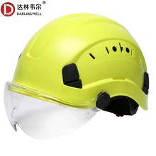 Safety Helmet Hard-Hat Work-Cap Outdoor-Working Climbing ABS Riding Ce-Certificated