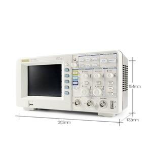 Image 4 - RIGOL DS1052E 50MHz Oscilloscope 2 ช่องอะนาล็อก 1GSa/S 1M หน่วยความจำ 5.6 TFT LCD