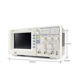 Image 4 - RIGOL DS1052E 50MHz Oscilloscope numérique 2 canaux analogiques 1GSa/s 1M mémoire 5.6 TFT LCD
