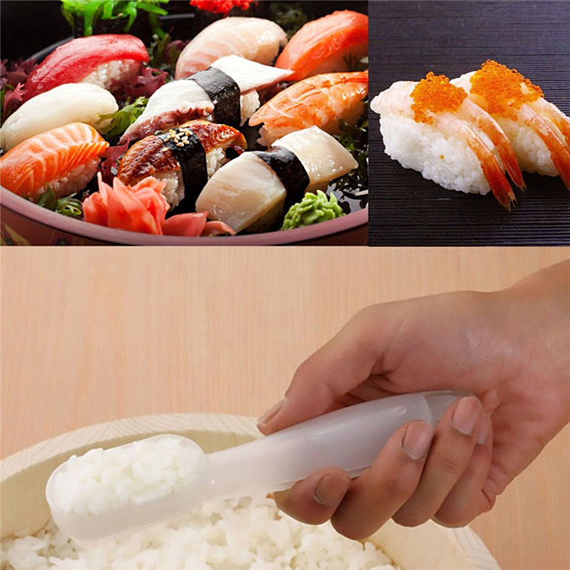 Party Cute Spam Musubi Sushi Cake Maker Rice Press Mold Easy to Use From Japan