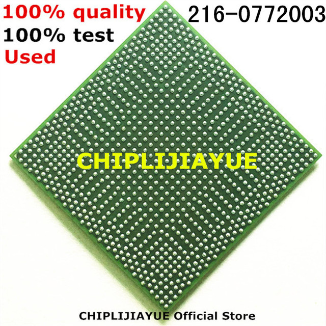 1 10PCS 100% מבחן מאוד טוב מוצר 216 0772003 216 0772003 IC שבבי BGA