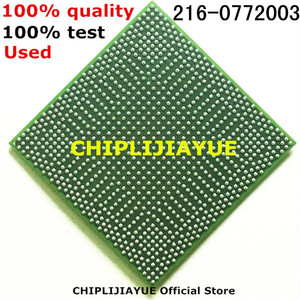 Image 1 - 1 10PCS 100% test very good product 216 0772003 216 0772003 IC chips BGA Chipset