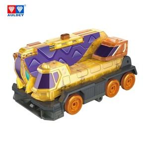 Image 5 - AULDEY Screeches Wilden Burst Verformung Auto Action figuren DPTI Morphs Erfassen Wafer 360 Grad Transformation Auto Spielzeug