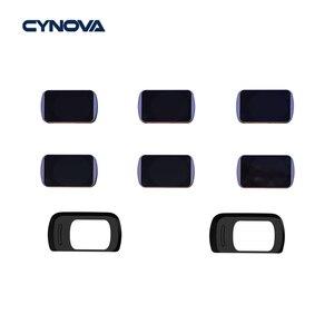 Image 2 - Filtro de lente cynova para dji mavic mini/mini 2 uv nd4 nd8 nd16 nd32 cpl nd/pl câmera filtro zangão profissional acessórios