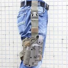Тактическая поясная ножная кобура TMS 3280 военная сумка Beretta 92 кобура для оружия кобура спецназа Боевая Пистолетная кобура Чехол для страйкбола