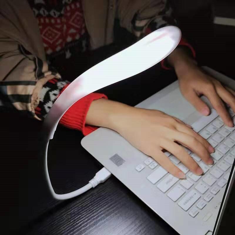 LED Lamp Desk Lamp Foldable Table Lamp USB Led Book Light Table Light Night Lights Portable Table Lamp Desk Light Night Lighting