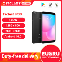 Tablets A133 Bluetooth Quad-Core Android Dual-Wifi Allwinner Teclast P80 10-2gb-Ram Newest