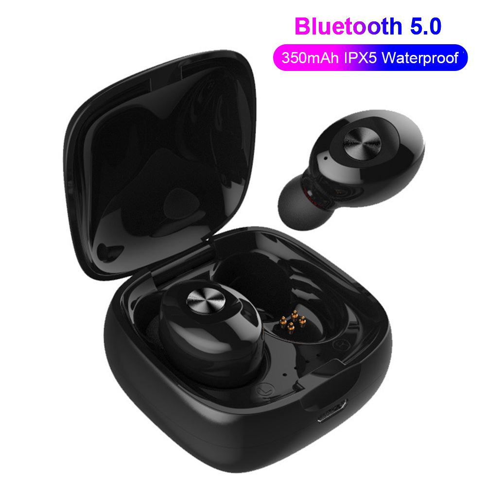TWS Bluetooth 5.0 Earphone HIFI Sound Sport Earphones Gaming Headset Mini Stereo Wireless Earbuds With Mic For Phone
