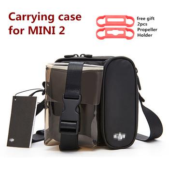 Futerał do przenoszenia dla DJI Mavic Mini 2 Drone torba na akcesoria torba na ramię torebka dla DJI Mavic Mini 2 (nie-oryginalny) tanie i dobre opinie SUNNYLIFE CN (pochodzenie) Torby na drona carrying case