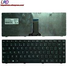 Английская английская клавиатура для ноутбука Lenovo G400 G410 G405 G480 G485 Z480 Z485 Z380 B480 B485 ноутбук 25212093 25212063 25212033