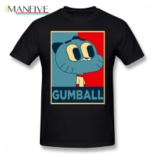 The Amazing World Of Gumball T Shirt 15 T-Shirt 100 Percent Cotton 5x Tee Fun Tshirt