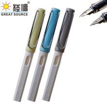 Перьевая ручка для коррекции осанки с точкой ef 038 мм 05 сумкой