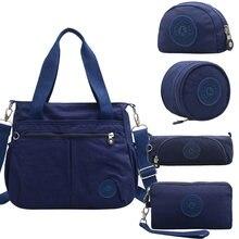 ACEPERCH-Bolso de lujo de nailon para mujer, Bolsa de mano femenina Original, resistente al agua, de diseñador
