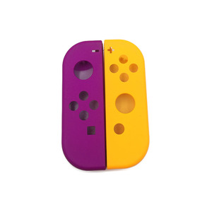 Image 4 - 1 Pair Purple Orange for Nitendo switch NS JoyCon Joy Con Controller Housing Shell Case for Nintendo Switch Red Cover