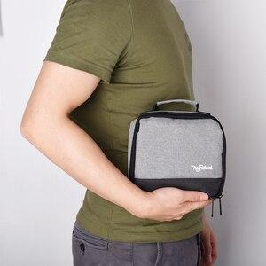 Image 5 - ThundeaL Tragbare DLP Projektor Tasche T18 Max RD606 T20 Mini DLP Projektor Hartschalenkoffer Schutzhülle Reise Tragen Weiche Tasche