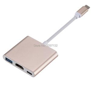 Image 3 - 1080 1080p hdmi タイプ c アダプタ nintend スイッチ充電ポータブルドックスイッチ ns usb 3.0 に hdmi ビデオコンバータ