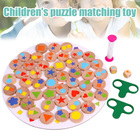 1 Set Kid Wooden Toy...