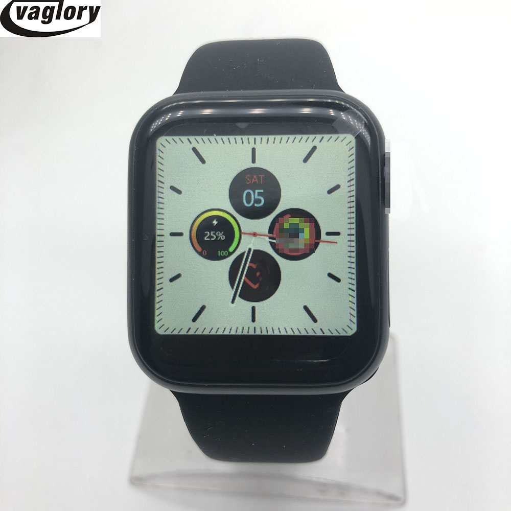 <font><b>IWO</b></font> 12 Smart Watch Series 5 IWO12 Pro <font><b>Smartwatch</b></font> for Apple IOS Android <font><b>44mm</b></font> & 40mm ECG Heart Rate Monitor PK <font><b>iwo</b></font> 11 <font><b>8</b></font> plu image
