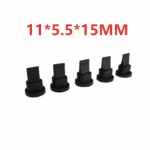 10 шт 11*5,5*15 мм низкое давление утконоса клапан силиконовый материал безопасности и охраны окружающей среды обратный клапан