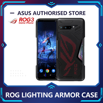 ASUS ROG phone 3 case Lighting Armor Case Protective Case Shell Accessories Cover Glare Light for Asus ROG Gaming Phone 3