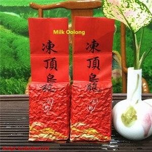 Image 1 - 2020 tayvan yüksek dağlar Jin Xuan üstün süt Oolong çay sağlık için Dongding Oolong çay yeşil gıda süt aroması