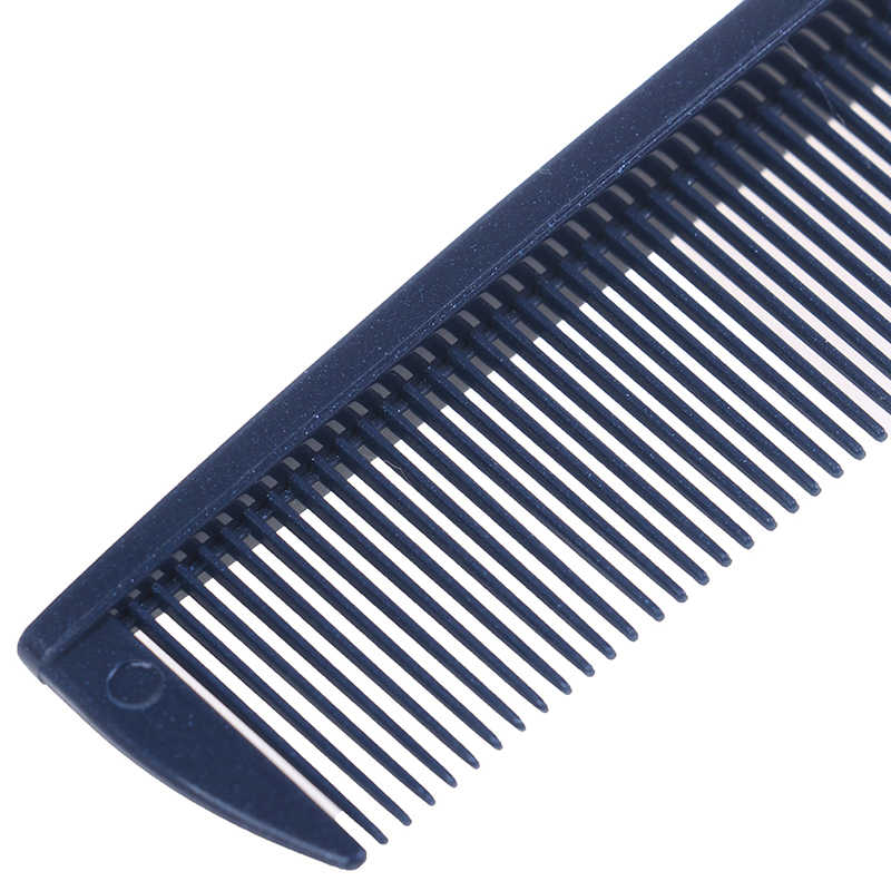 Przenośny podróży do włosów szczotka grzebień składany masaż grzebień do włosów antystatyczne stylizacji zestawy składane grzebienie do włosów narzędzia fryzjerskie