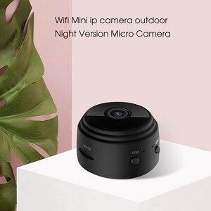 Image 3 - ミニwifiカメラ1080 720pワイヤレスipカメラ小型マイクロカムモーション検出ナイトビジョンホームモニターセキュリティビデオカメラ