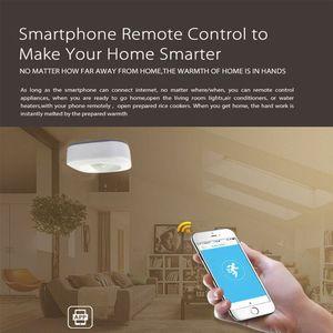 Image 4 - Wifi Smart Home Pir Motion Sensor Draadloze Infrarood Detector Security Alarmsysteem Voor Home Office Gebruik Levert Pxpa