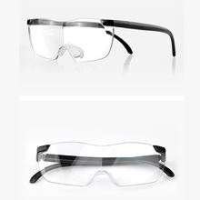 Magnifier Glasses Parents Portable for 250-Degree Eyewear Presbyopic Gifts