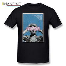 KFC Jojo T-Shirt Men Print Music Tee Shirt Basic Awesome T Shirts Summer 100 Percent Cotton Plus Size 5XL
