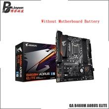 Gigabyte GA B460M 2 AORUS ELITE (rev Micro-atx Intel B460 DDR4 M.2 USB 1,0 3,2G, compatible con placa base de CPU 10 gen LGA 128, 1200)