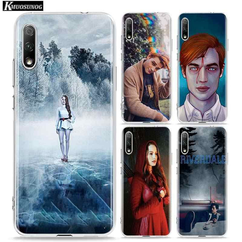Riverdale Season  Clear TPU Cover for Huawei Honor 10i 9X 8X 20 10 9 Lite 8 8A 7A 7C Pro Lite Phone Case